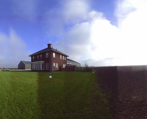 Boerderij te Oostwold
